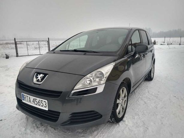 Peugeot 5008 1.6hdi super stan 5 osobowy
