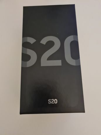 Samsung Galaxy S20 G980 DS ESIM SZARY