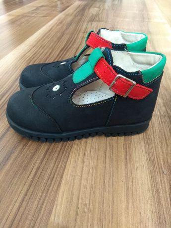 Итальянские туфли на девочку