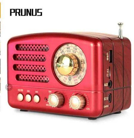 Prunus klasyczne radio retro