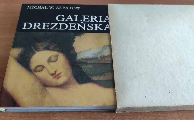 Galeria drezdeńska-M.Ałpatow z dodatkowym zabezpieczeniem
