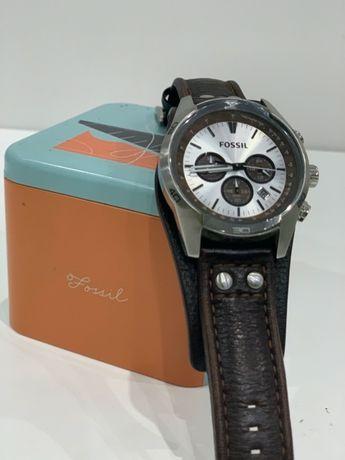 Relógio Fossil com cronografo
