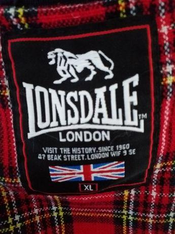 Lonsdale oryginalna kurtka bomberka męska xl