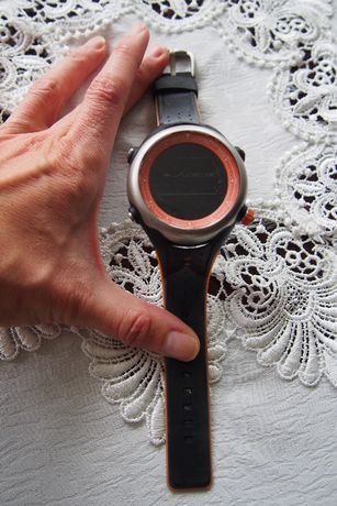 NOWY zegarek treningowy LCD Lidl z wysokomierzem i kompasem