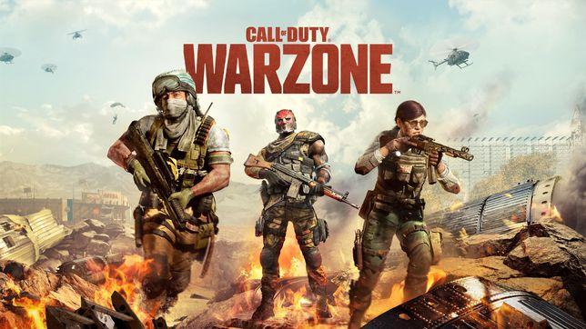 Акаунт Call of Duty Warzone