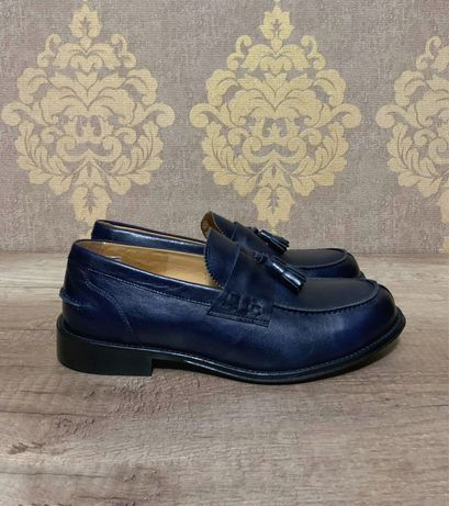 Туфли лоферы Exton