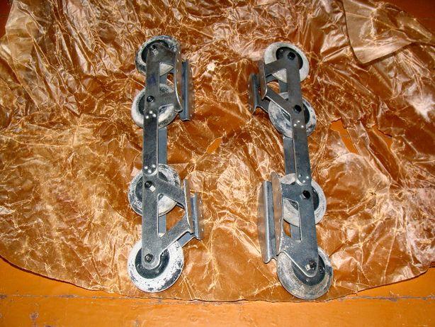 Продам коньки роликовые ссср. Размер 23 - 24,5.