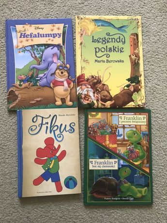Książki dla dzieci lektura lektury super stan Jak NOWE