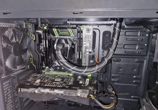 PC do gier Komputer dla gracza/ stacjonarny,wydajny, tani, cały zestaw