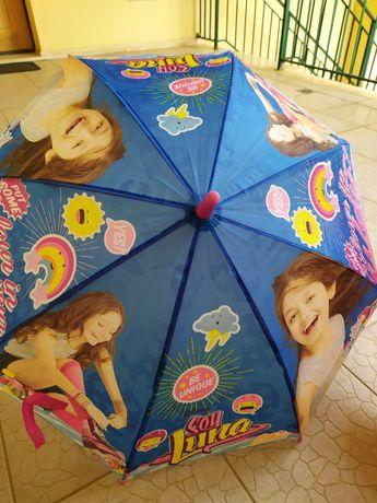Guarda chuva criança Soy Luna