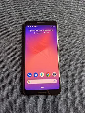 Google pixel 3 хорошем состоянии.