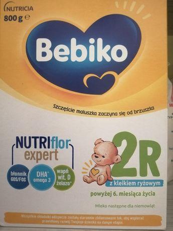 Mleko Bebiko 2R z kleikiem