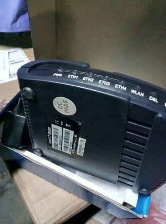 роутер WiFi интернет модем Glitel GT-5802W антенна