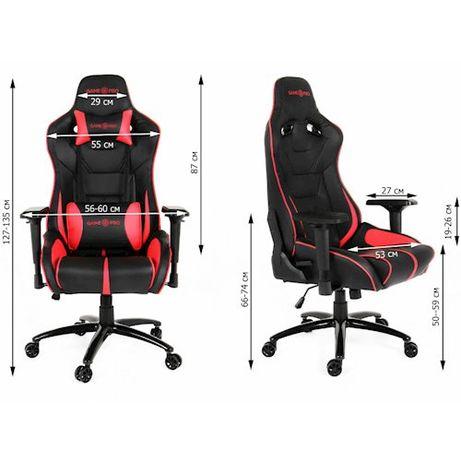 Обмен! Кресло GamePro Imperator (KW-GT25_Black_Red)