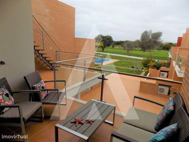 Apartamento T2 em Vilamoura junto aos campos de Golf Laguna