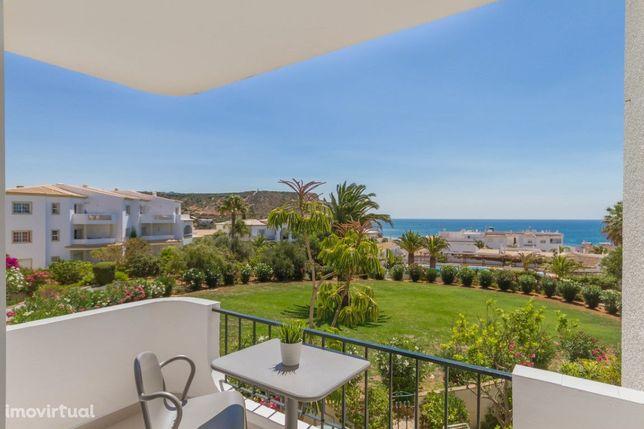 Sea & Garden View Apartment, Luz (SG-1M)