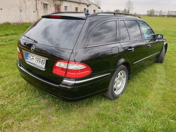 Mercedes w211 1.8 LPG ZAMIANA