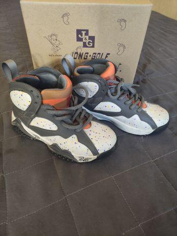 Ботинки хайтопы осенние