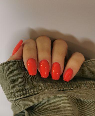 Manicure i pedicure hybrydowy i żelowy. Laminacja brwi