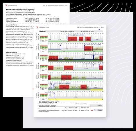 Program Tachospeed (Infolab) Rozliczenia Czasu Pracy Kierowcy