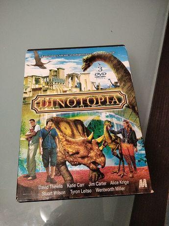 Dinotopia 3 DVD filmy