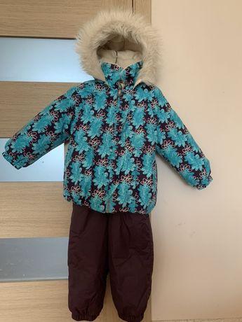 Зимний костюм Lenne 92 Ленне 92