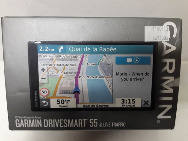 Nawigacja Garmin DriveSmart 55 MT-S Europa