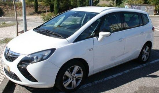 Opel Zafira 7Lugares GPL 11/2015 83.000km