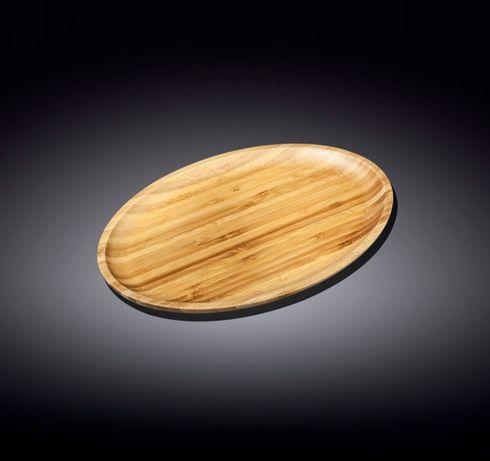 Бамбуковое блюдо для подачи Wilmax Bamboo