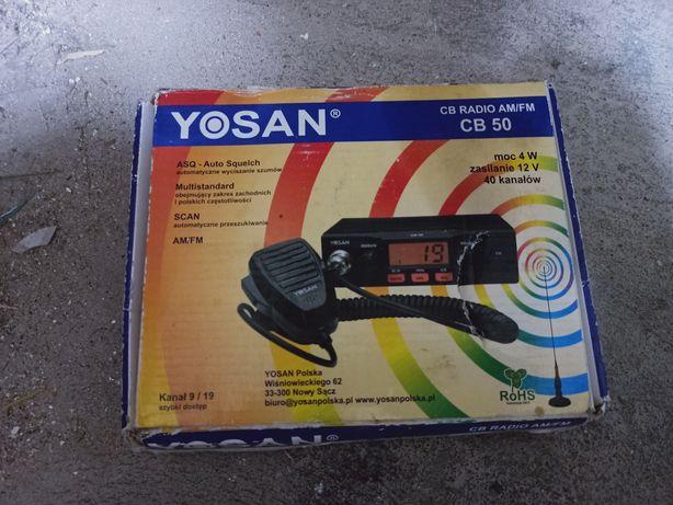Cb radio marki Yosan
