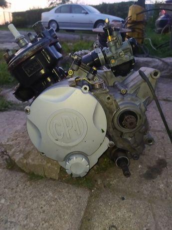 Silnik am6 Yamaha dt