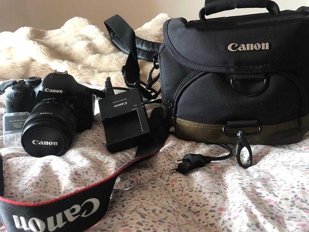 Câmara Canon EOS 600D