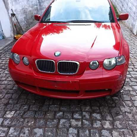 BMW 318 ti pack m