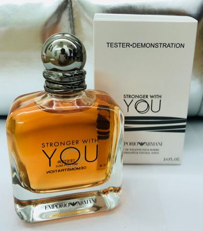 Perfumy 100ml ARMANI STRONGER With You - największy wybór