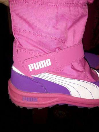 Buty śniegowce Puma rozmiar 33