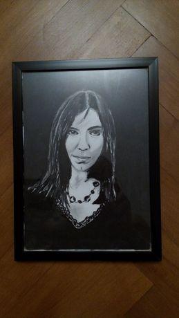 Rękodzieło - portrety