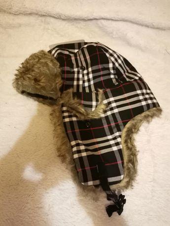 Zimowa czapka ciepła