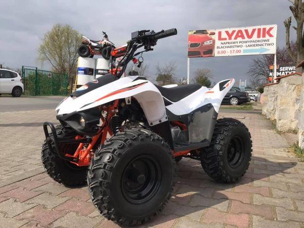 KAYO quad AY 70 2021 NOWY dla dziecka Wrocław Lyavik