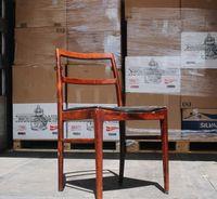 NOVIDADES | Cadeiras Arne Vodder modelo 430 em pau santo