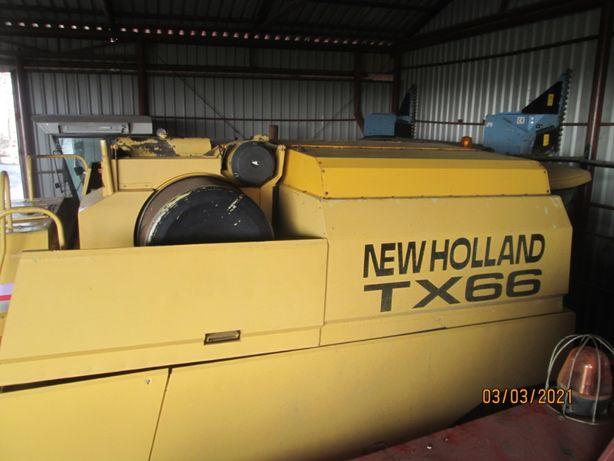 kombajn zbozowy New holland TX 66