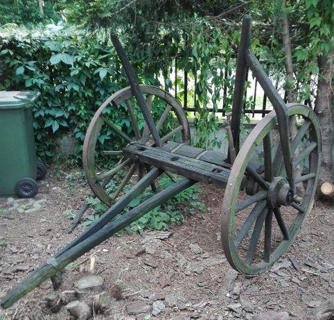 Stary wóz konny