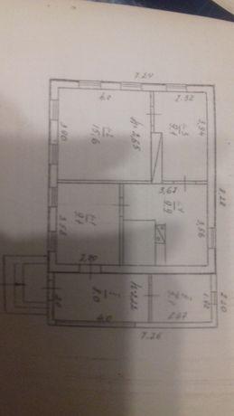 Продам будинок,с.Жаботин+земельні ділянки