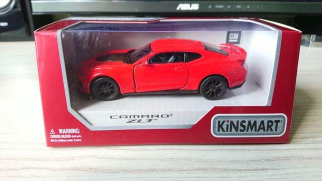 Машинка Chevrolet Camaro ZL1  Kinsmart
