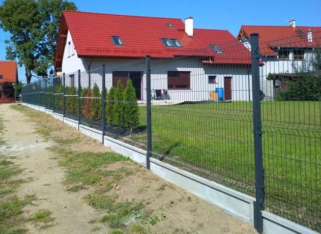 Ogrodzenie panelowe ,płot ,panele ogrodzeniowe