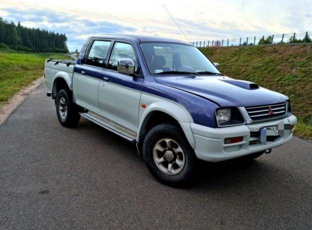 Mitsubishi L200 2.5 Zamiana