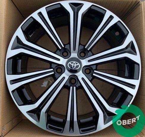 Новые диски R16 на Toyota Camry Corolla Renault Hyundai KIA Mazda