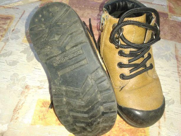 Продам кожаные ботиночки