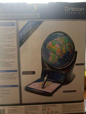 Интерактивный обучающий глобус Smart Globe 3 Oregon Scientific Умные в