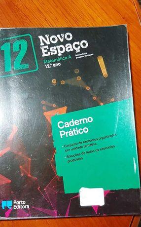 Caderno de Atividades Novo Espaço Matemática A (12º ano)