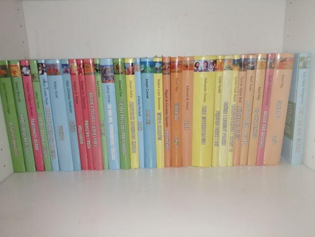 Dużo różnych książek